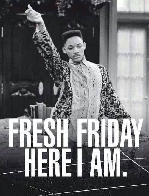 Fresh Prince Friday