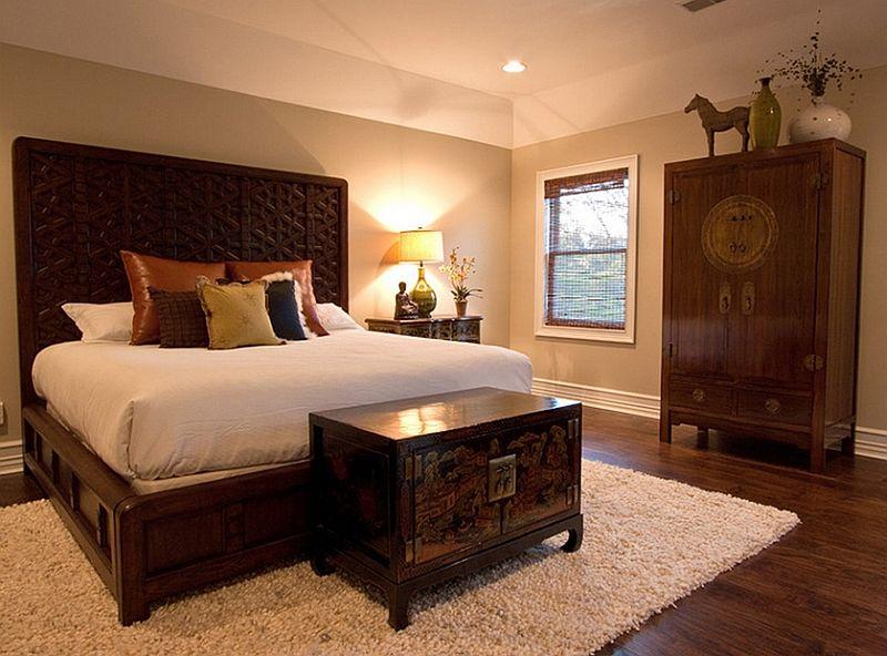 Asian Inspired Bedrooms Design Ideas Pictures In 2020 Asian Bedroom Asian Inspired Bedroom Interior Design Bedroom