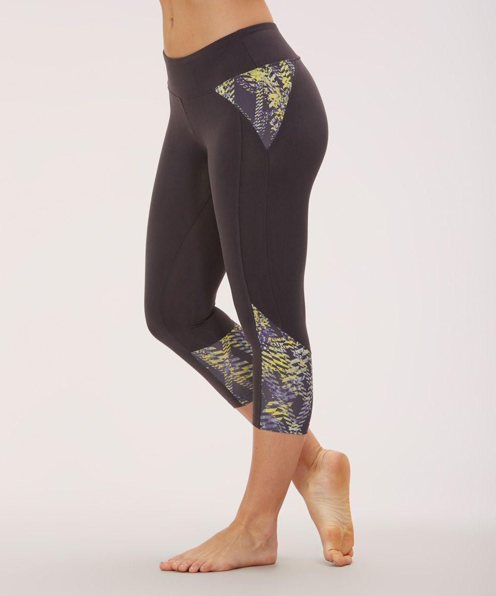 Marika Tek Nine Iron Crop Legging zulily Fashion