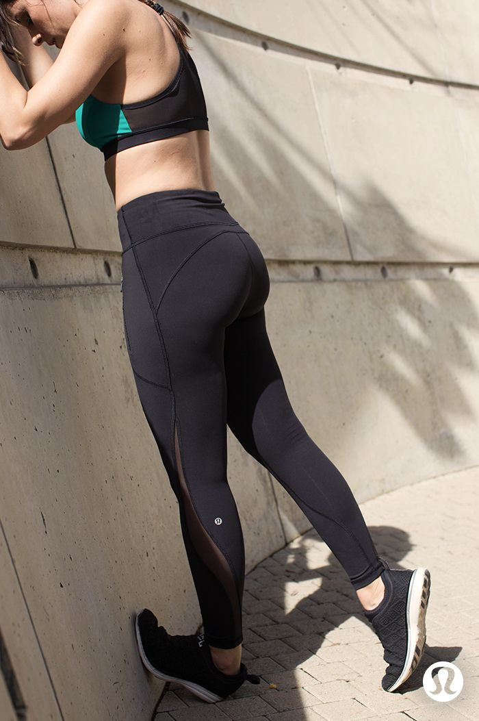 eec1f335c1 Squat, stride and stretch in the lululemon Invigorate Tight ...