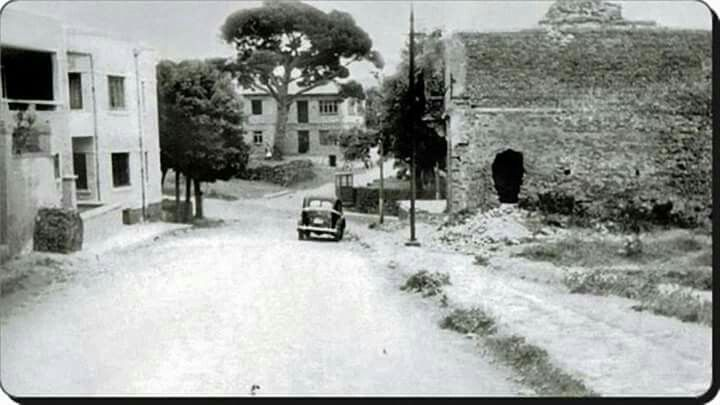 Caner Sariyerli albümü Üsküdar - Fistikagaci 1950 ler