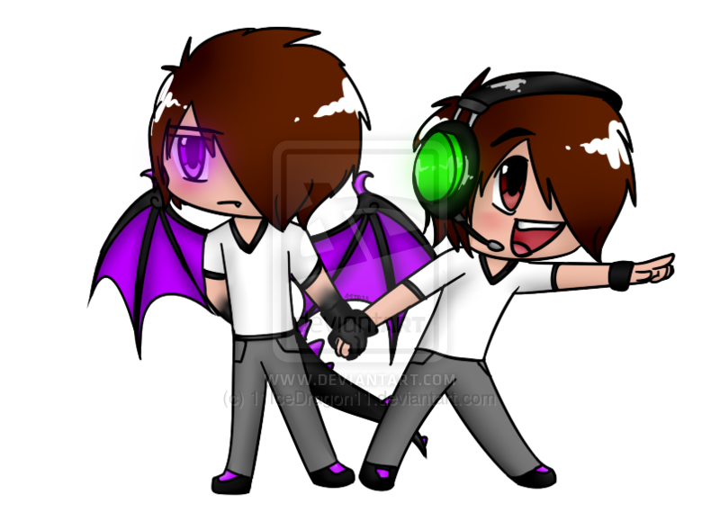 CUTE!!! | Chibi, Minecraft youtubers, Skydoesminecraft