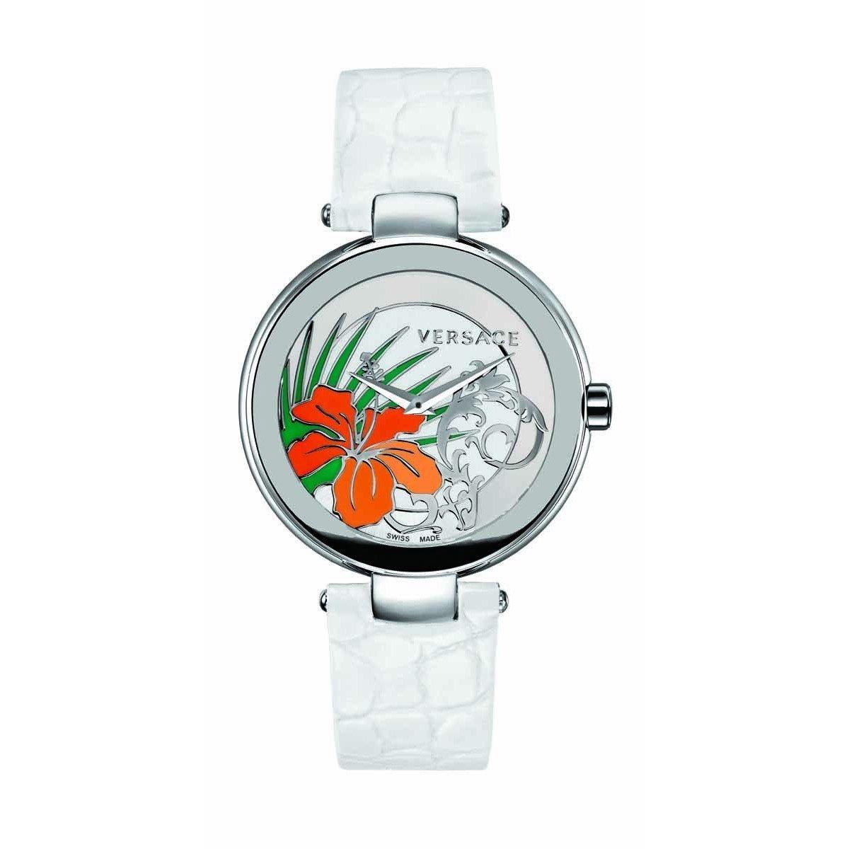 3186b67623d This exotic womens Versace Mystique wrist watch