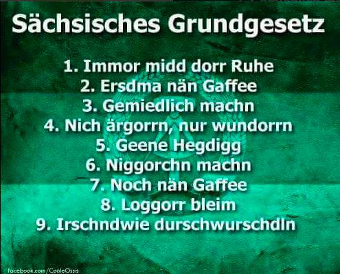21 Bilder Aus Sachsen Die Den Rest Deutschland Ratlos