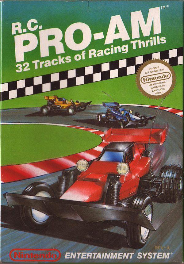 nes games racing