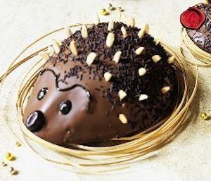 Riccio di cioccolato - Paperblog