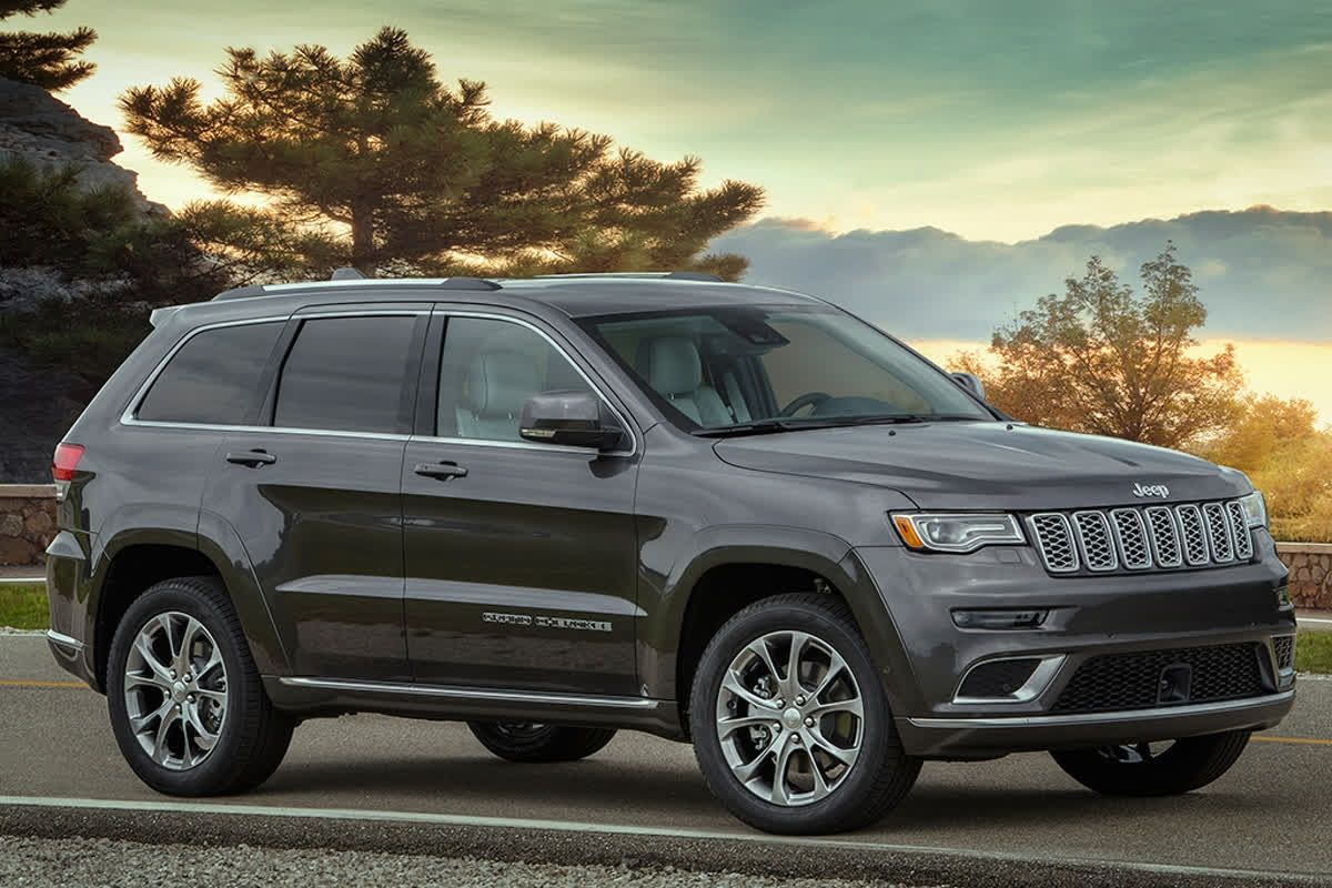 The Grand Cherokee Is The Flagship Of The Proud Jeep Family And