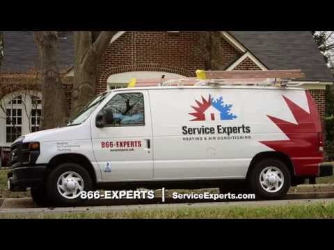 Service Experts Heating And Air Conditioning Is Available 24 7 365