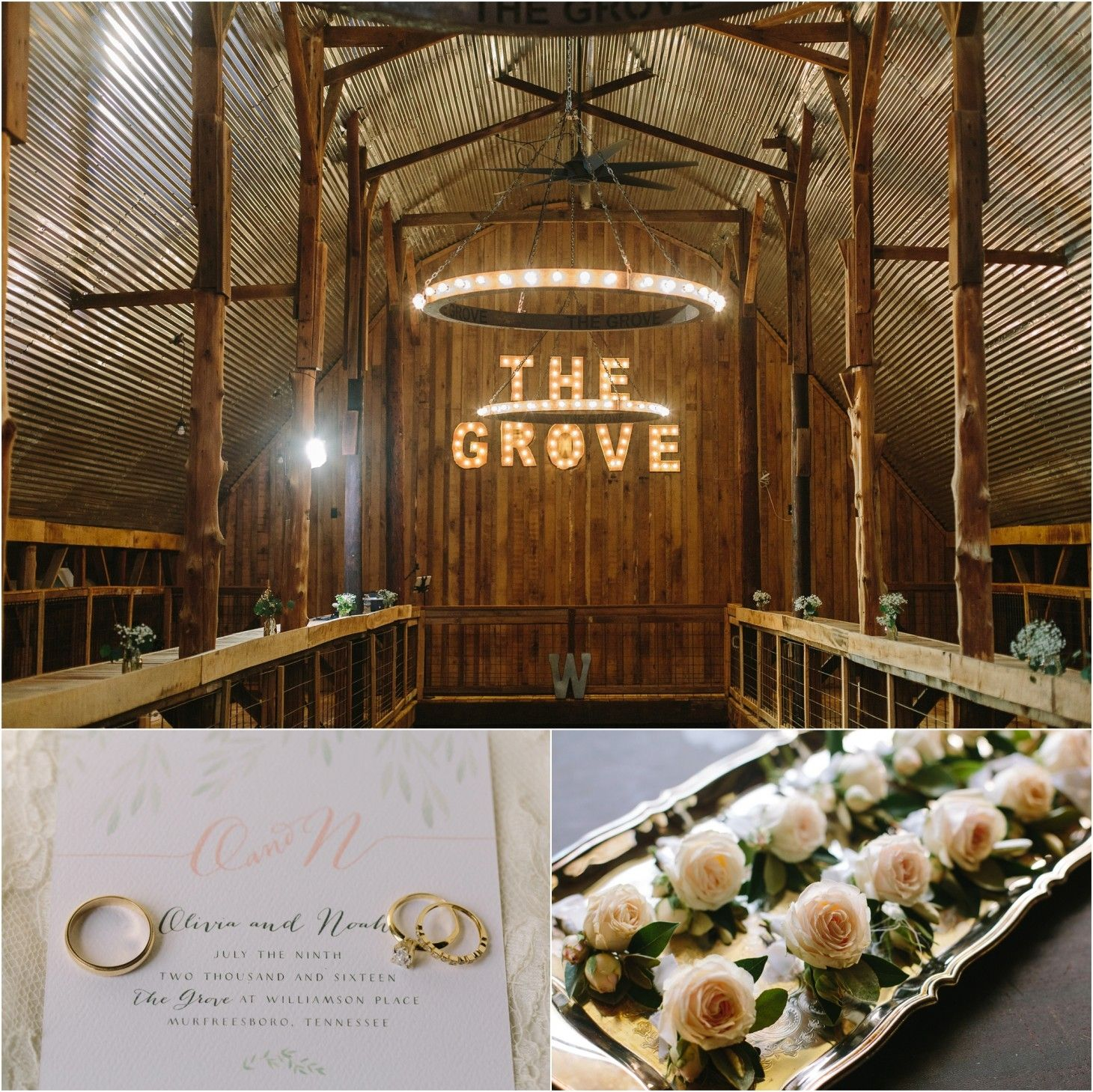 Barn Wedding Venues In Murfreesboro Tn Tbrb Info