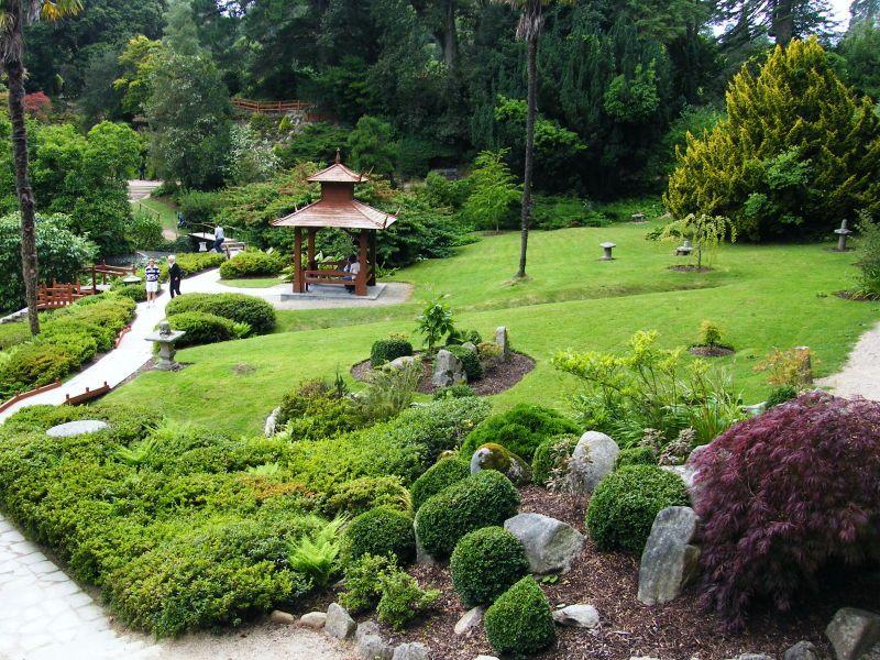 Powerscourt Gardens, Ireland | FLOWERS | Pinterest | Ireland, Asian ...