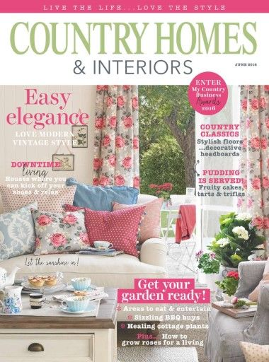 country homes interiors magazine room makeovers english