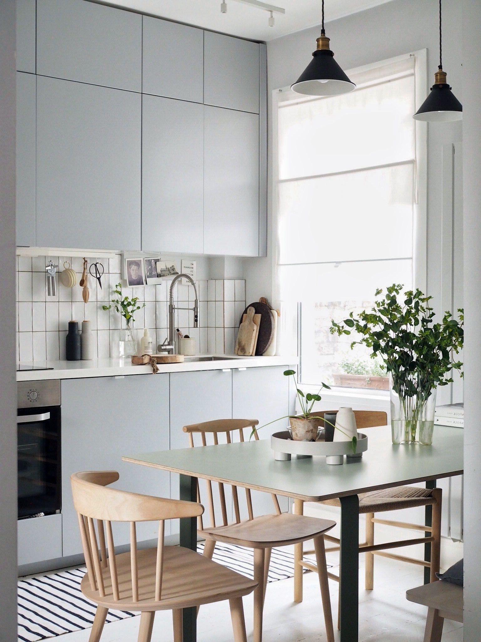 34 Fancy Scandinavian Kitchen Interior Ideas Which Will Make You Stunned In 2020 Scandinavian Interior Kitchen Scandinavian Kitchen Scandinavian Home