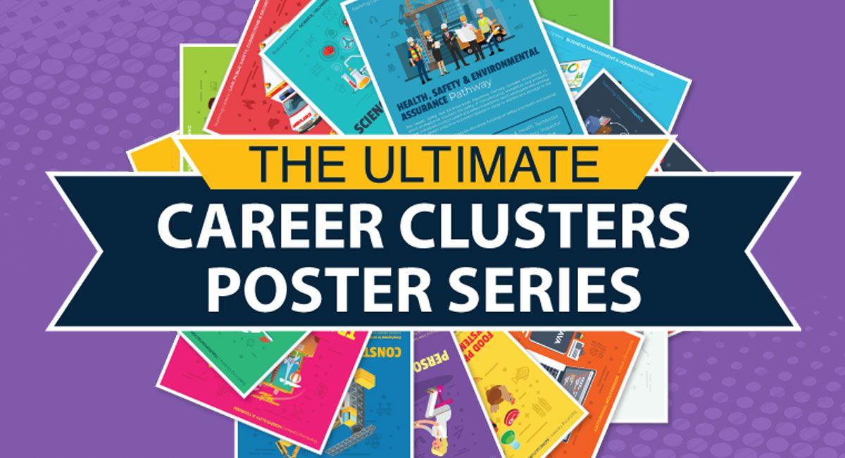 The ULTIMATE Career Clusters Poster Series Career