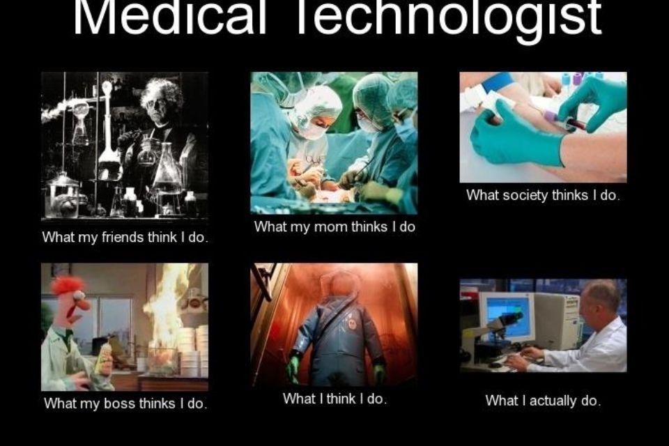 Medical Technologists Scientists No One Knows About  Lol
