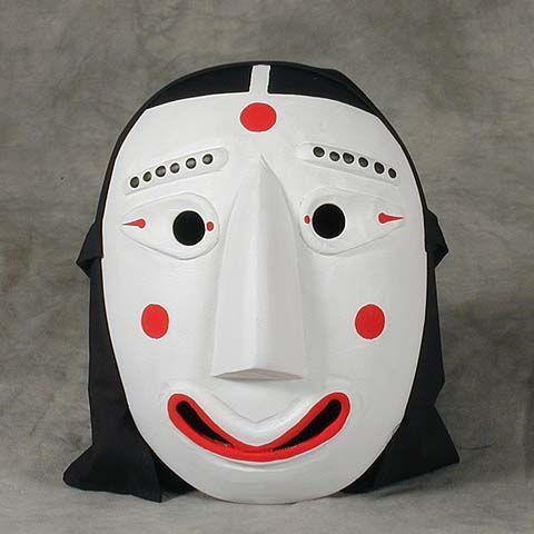 Korean Mask | Wae-jang...
