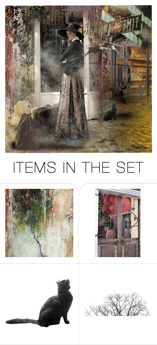 """""""Time of the Great  Depression"""" by almadiana ❤ liked on Polyvore featuring art"""
