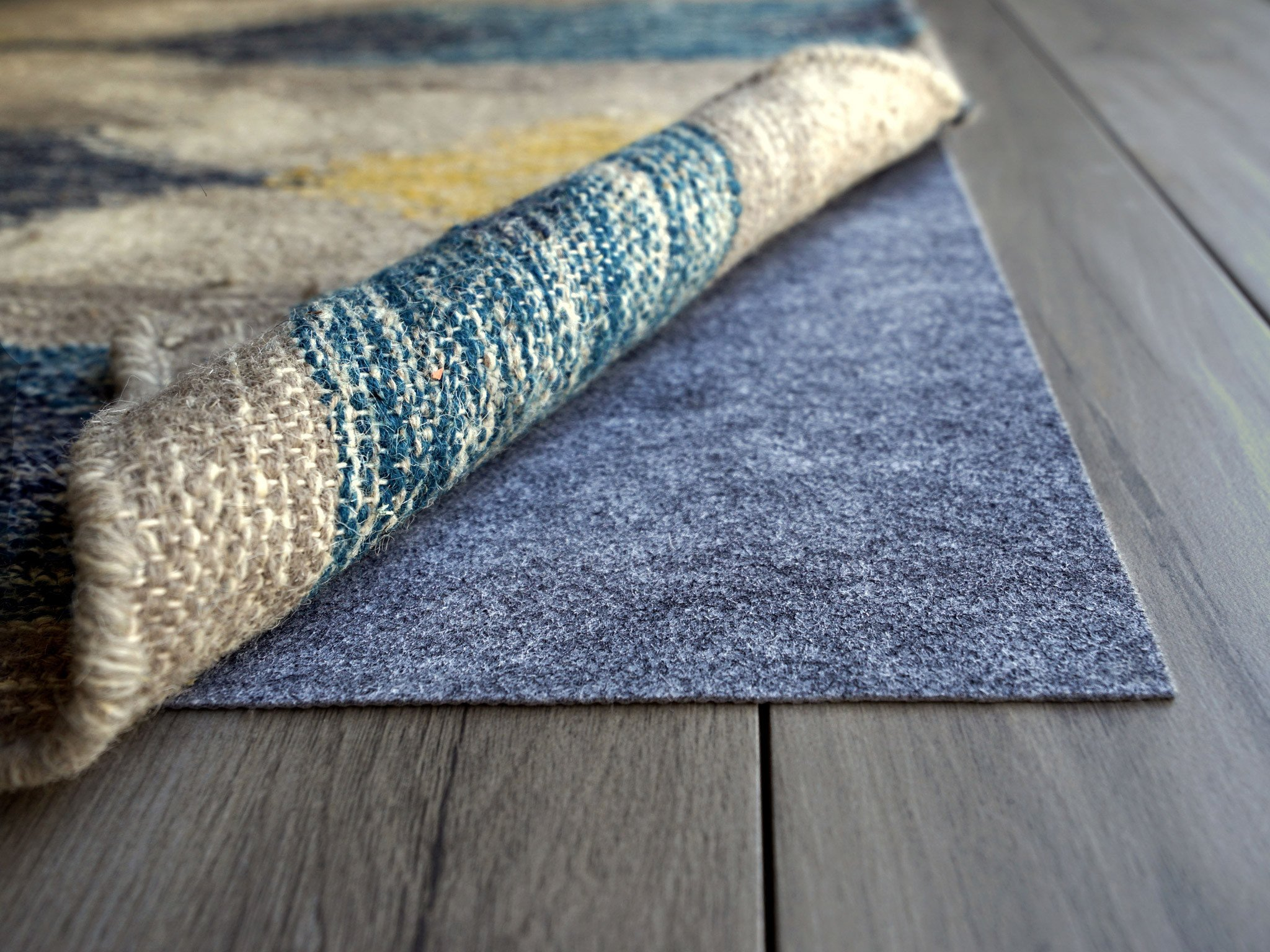 Rugpro Rug Pads Vacuum Felt And Wipe Down Rubber Backing With Lysol Wipe Ordered One For Kitchen Rug Rubber Rugs Rug Pad Rugs