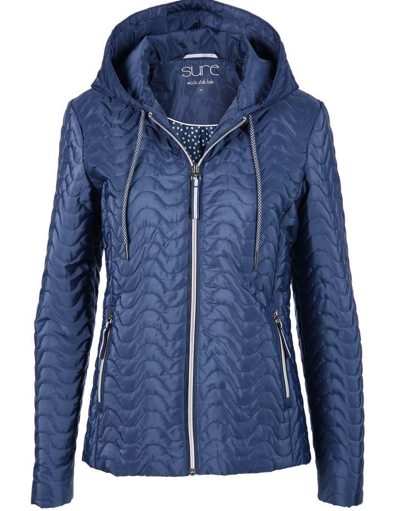 SURE Damen Jacke im Parka Style von AWG Mode ansehen!