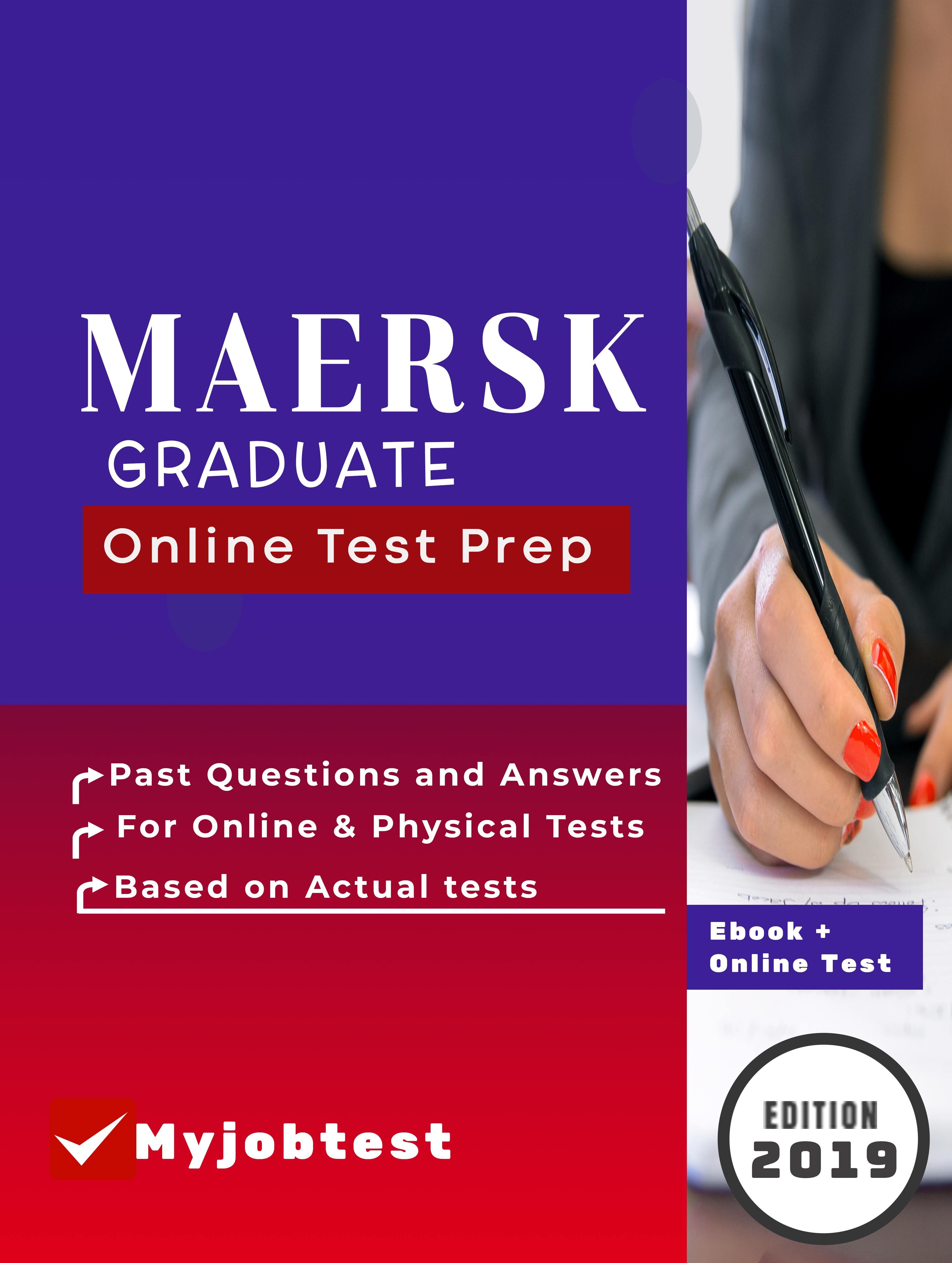 Complete preparation resource for Maersk assessment test  | Job