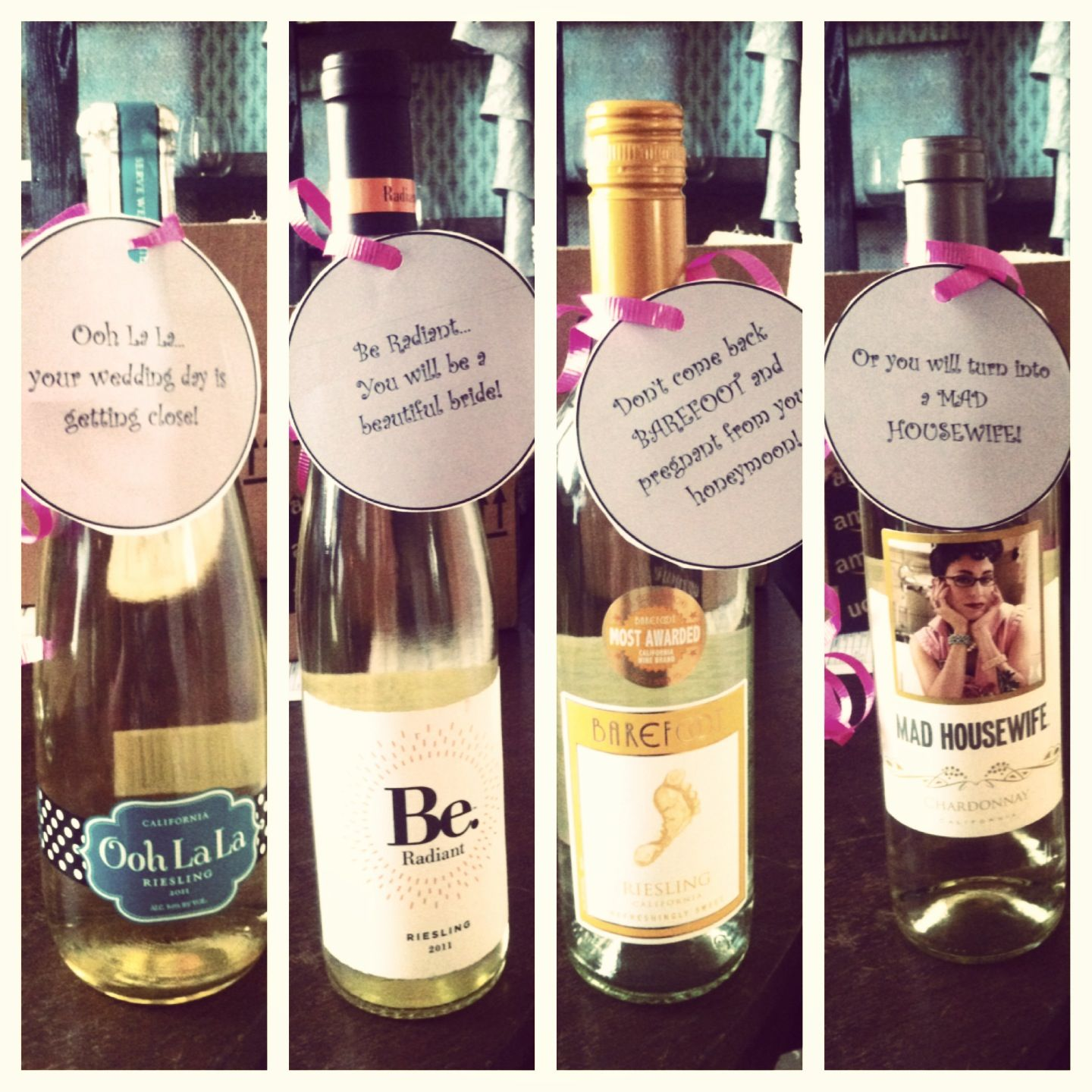 Wedding Gift For Acquaintance: Awesome Gift For The Bride The Week Of The Wedding