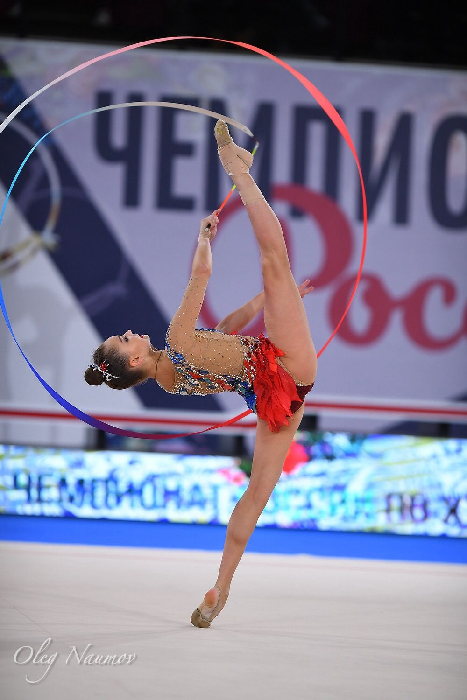 Arina Averina (Russia), Russians Championships Moscow 2020