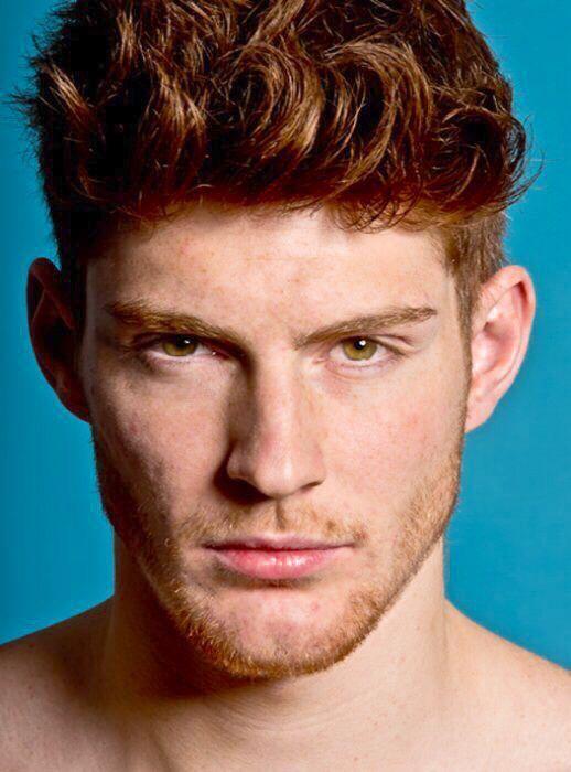 Ken Bek With Images Red Hair Men Blonde Guys Red Hair Model