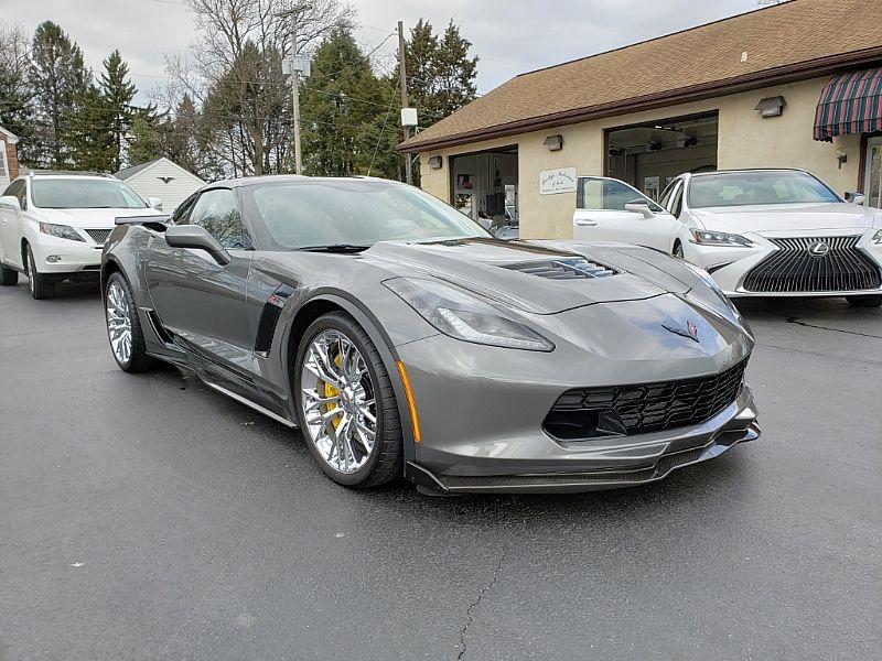 2015 Corvette Coupe For Sale in Pennsylvania 2015 Z06