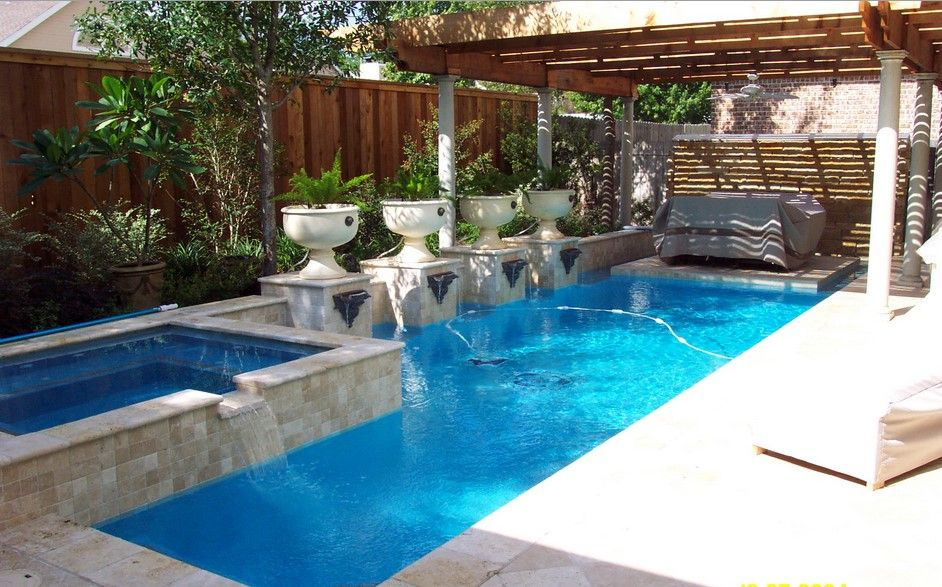 Ordinaire Inground Swimming Pool Designs Inspiring Goodly Perfect Backyard Ideas By  Use Small Inground Simple