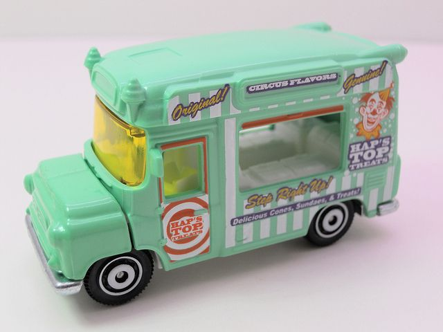 Matchbox Has An Ice Cream Truck! ~ Adorable Party Favors