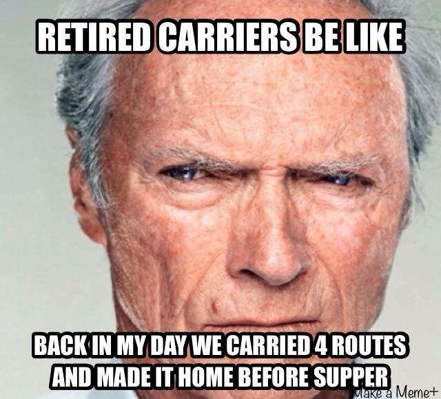 Meme13 Postal Service Humor Usps Humor Mail Carrier Humor