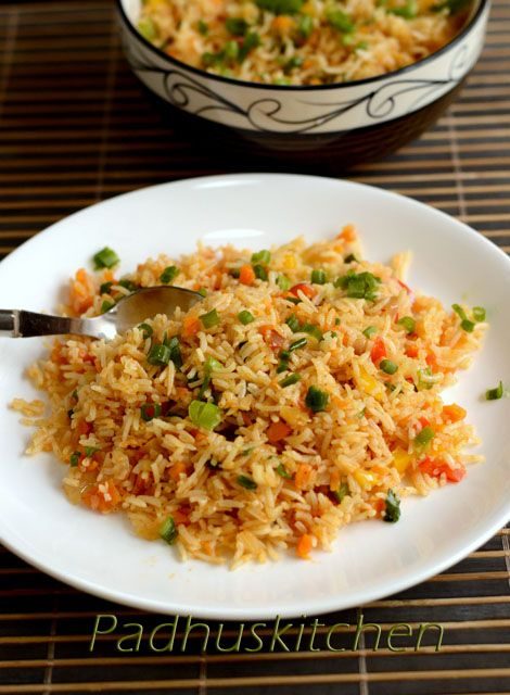 Schezwan fried rice in just 10 minutes great way to use left over schezwan fried rice is very easy and quick to prepare at home if you have leftover rice and schezwan fried rice masala at home then this dish can be made ccuart Choice Image