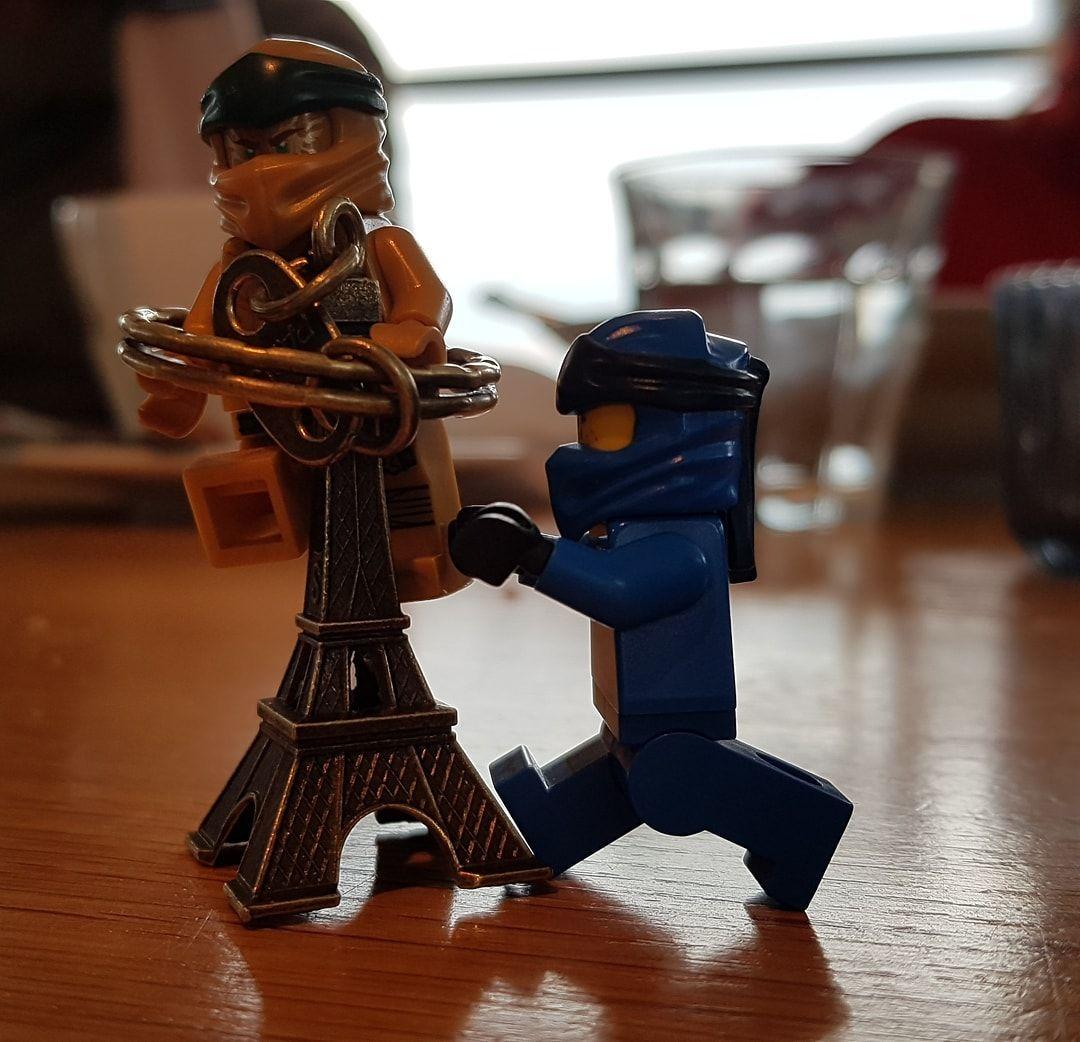 Lego time #lego #ninjago #lets_move_paris #or_london # ...