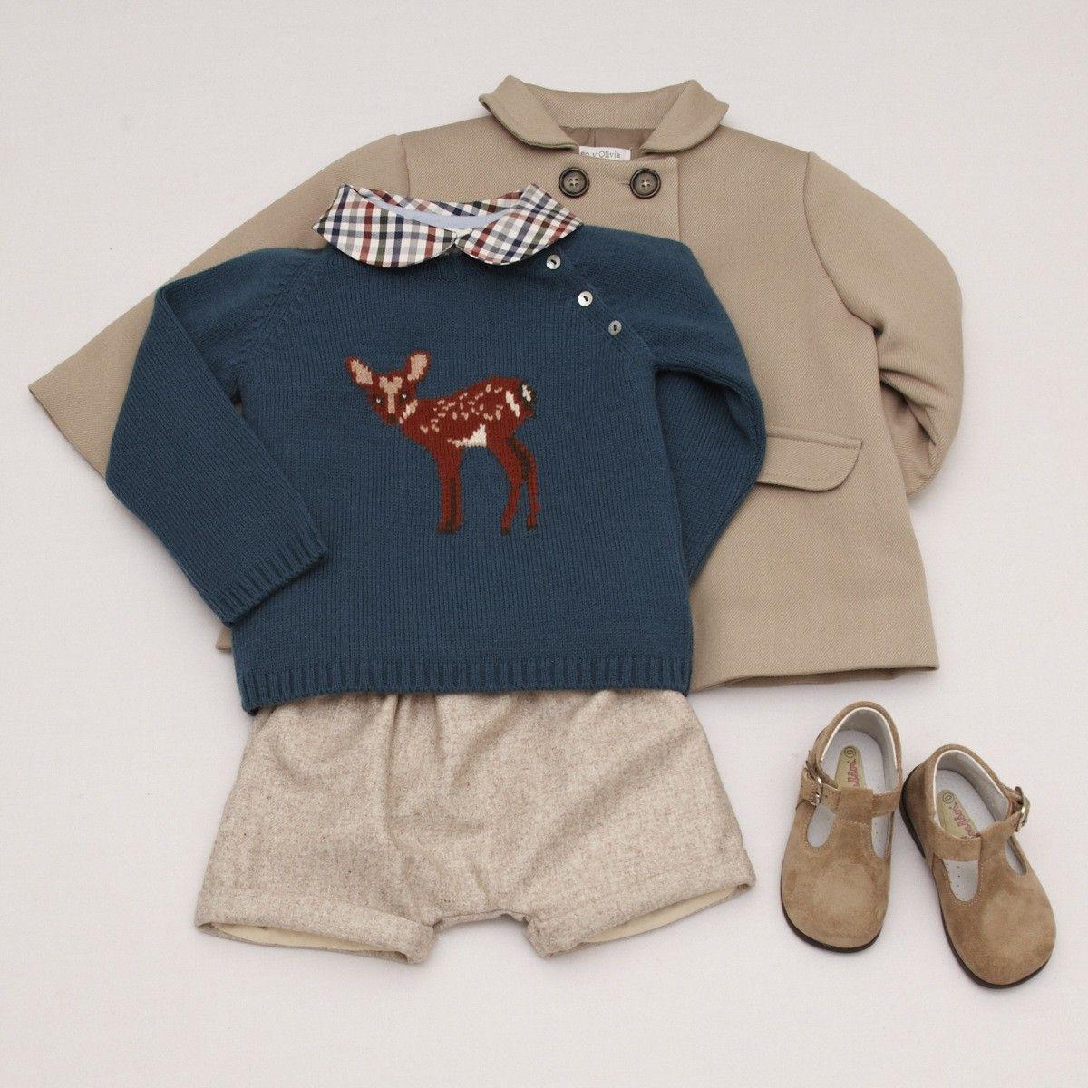 254679a3b The Bambi Bambino Look | For Charlie | Ropa bebe niña, Estilo bebé ...
