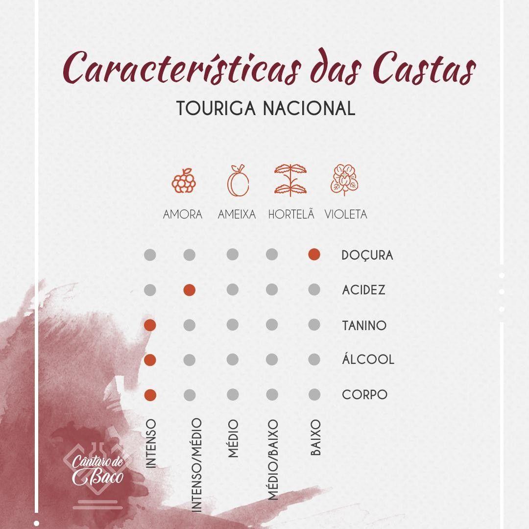 Sobre a casta mais famosa dos nossos irmãos lusitanos 🍷🍇🍷 . #CantarodeBaco #WineNot #vino #winelovers #vinho #sommelier  #somm #touriganacional #winelovers🍷 #vinoitaliano #syrah #terroir  #sommeliers #topwine #vinblanc #viñedos #vinho🍷 #vinhoverde #vinito #vinoargentino #vinhozinho #vinhoterapia #vinhodoporto #vinhosdeportugal #vinhotododia #vinhorose #vinhochileno #vinhoportugues #WineTasting #wineoclock