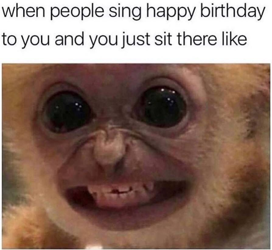 Pin By Blue Circus On Thoughts Dark Humour Memes Inappropriate Memes Sarcastic Birthday
