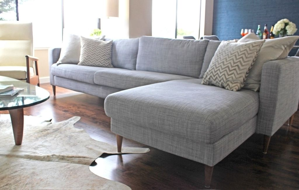 extra long karlstad sectional for the large living room