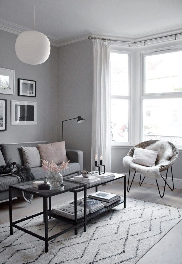 Photo of My soft, minimalist living-room makeover   The reveal   These Four Walls