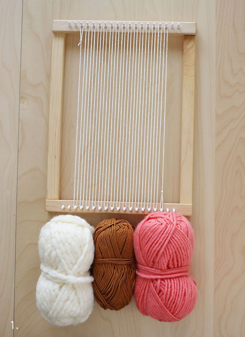 Weaving Class: Creating Shapes and Getting Fancy -