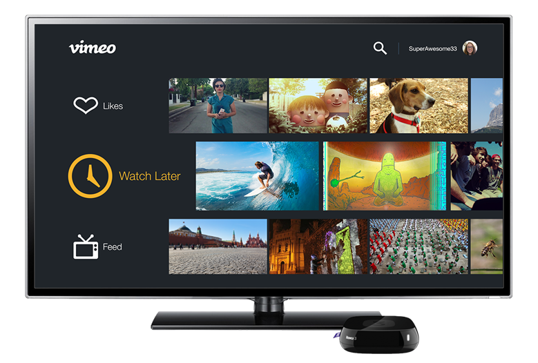vimeo on roku Google Search Roku, Video app, App