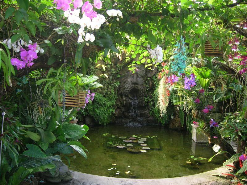 Los jardines mas bonitos de italia wild style magazine - Casas con jardines bonitos ...
