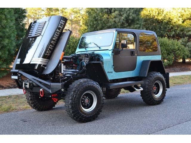 1990 Jeep Wrangler Custom Custom Jeep Wrangler Jeep Wrangler Jeep Yj