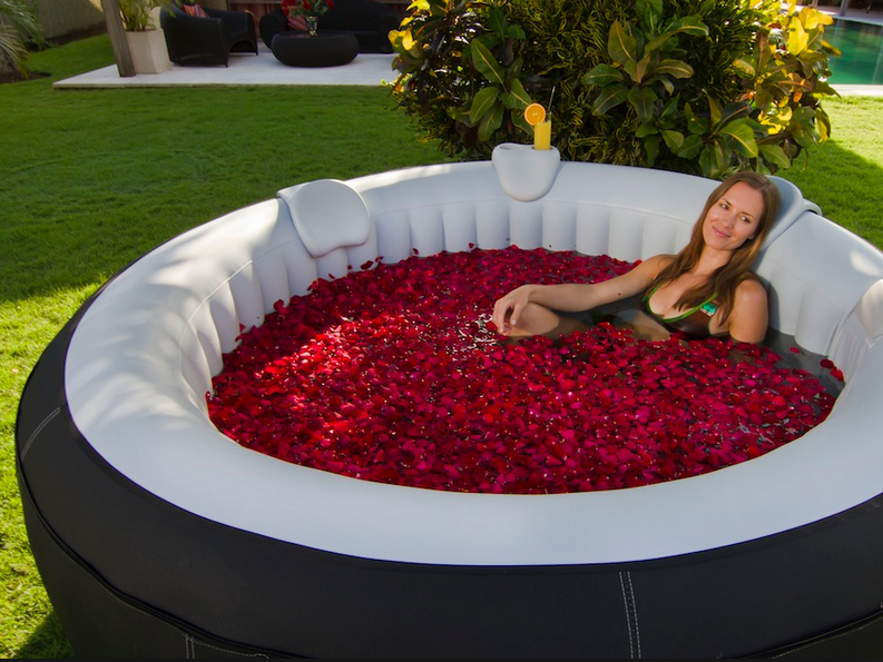 Indoor Inflatable Hot Tubs - Blow Up Hot Tubs for Sale ...