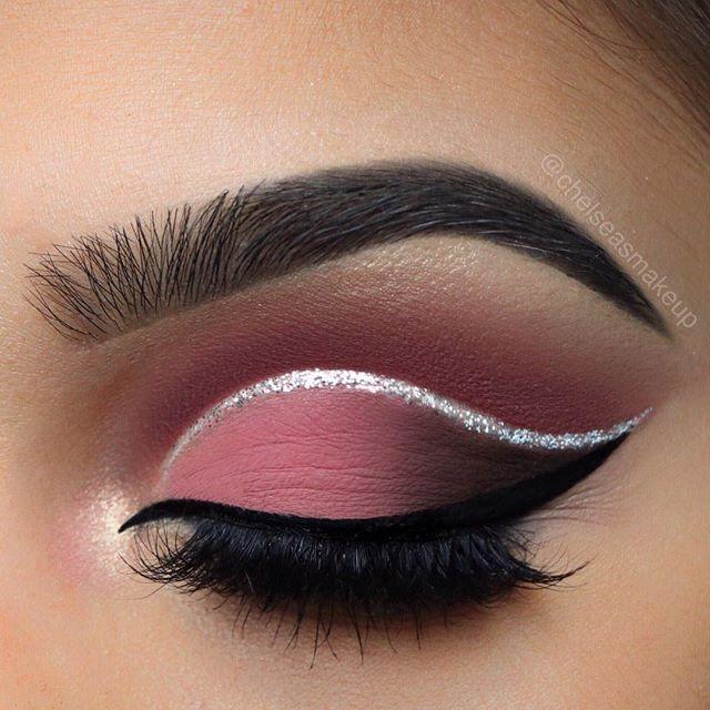 21 Beautiful Cut Crease Makeup Looks | Makeup | Eye Makeup ...