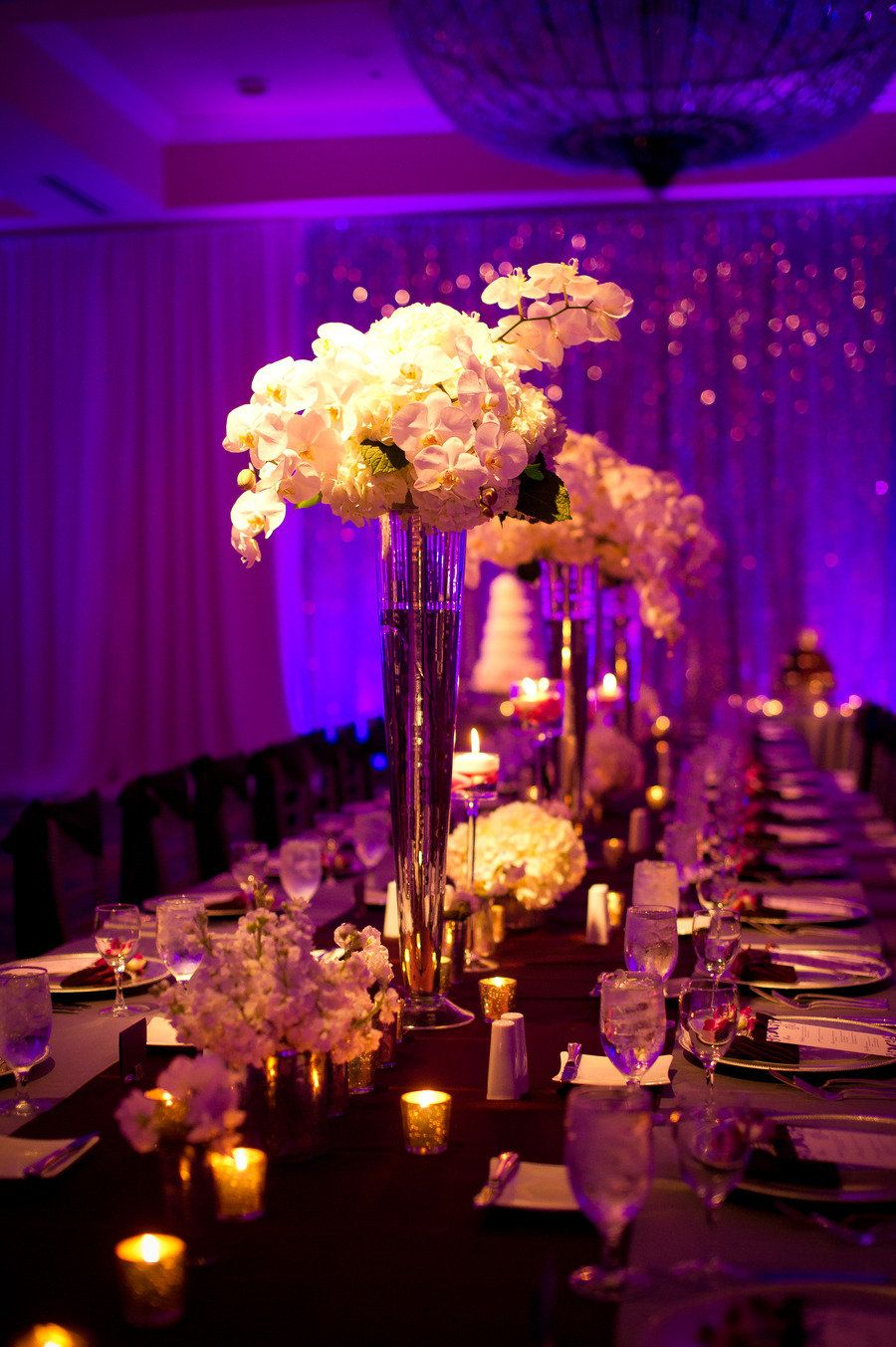 Wedding venue decoration images  Four Seasons in Austin Texas Wedding by AJH Photography  Event