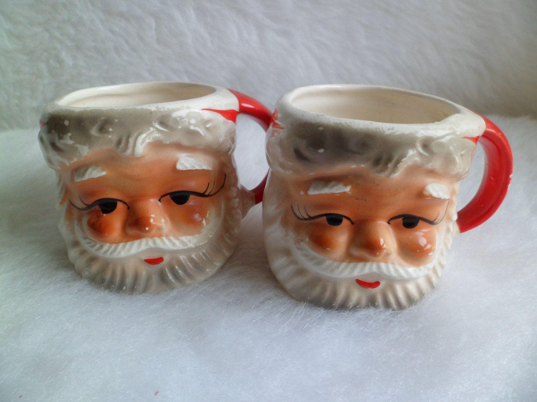 Three faces of Japanese Santa Claus 35