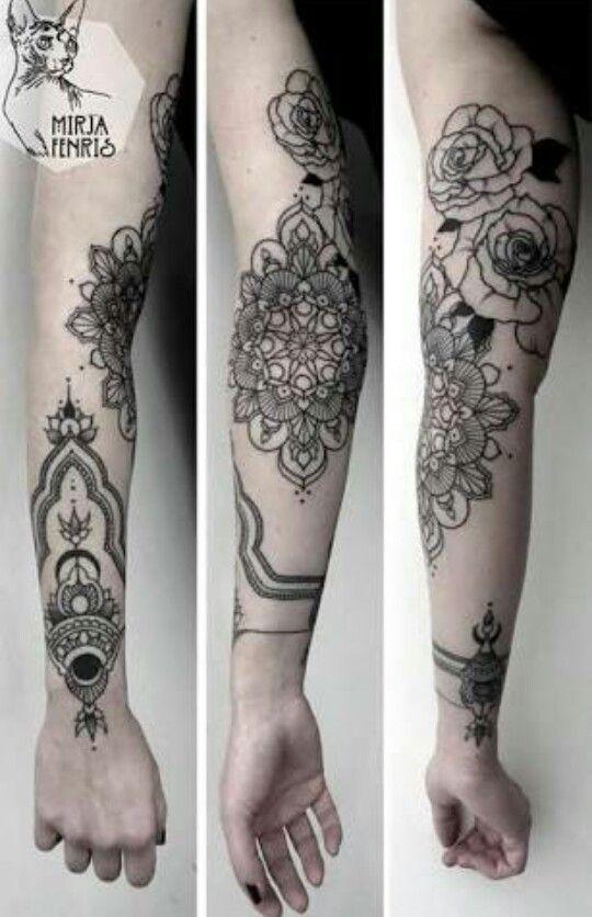0c7417b8c Ohm Tattoo, Cuff Tattoo, Tattoo Care, Tattoos Mandala, Stippling Tattoo,  Saved