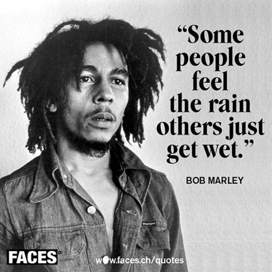 Love Quotes About Life: 17 Wise Quotes By Bob Marley