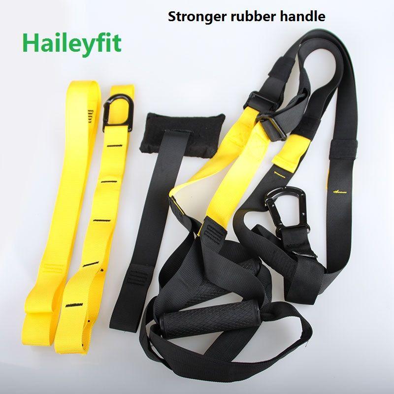Workout strap suspension trainer P3 Resistance Bands