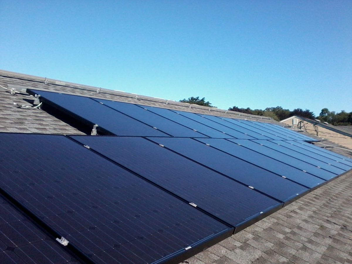 The Company Grid City Electric Stands For Solar Power Installation And Proper Replacement Of The Carbon Emitting Energy Sources At Home Solar Panels Solar Solar Installation