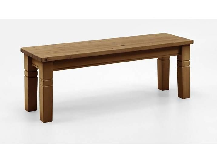 Esszimmer Bank Bergen Ohne Lehne Massivholz 130 X 46 X 40 Cm Komplet Decor Dining Bench Furniture